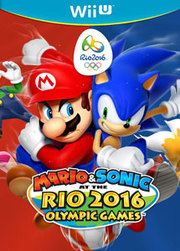 Mario & Sonic at the Rio 2016 Olympic Games para Wii U