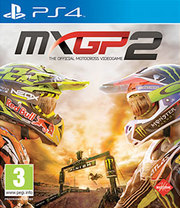 MXGP 2: The Official Motocross Videogame para PS4