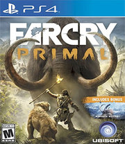 Far Cry Primal Limited Edition para PS4
