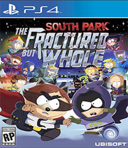 South Park: The Fractured But Whole para PS4