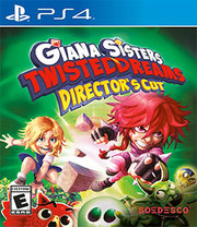 Giana Sisters: Twisted Dreams - Director's Cut para PS4