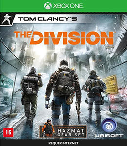 Tom Clancy-s The Division Limited Edition para Xbox One