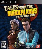 Tales from the Borderlands: A Telltale Game Series para PS3