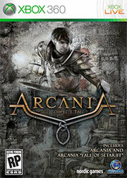 Arcania: The Complete Tale para XBOX 360