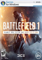 Battlefield 1 Early Enlister Deluxe Edition para PC
