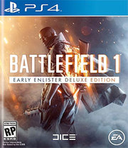Battlefield 1 Early Enlister Deluxe Edition para PS4