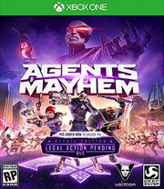 Agents of Mayhem para Xbox One