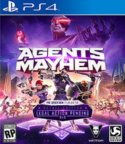 Agents of Mayhem para PS4