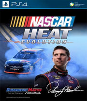 NASCAR Heat Evolution para PS4