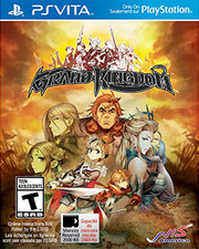 Grand Kingdom para PS Vita