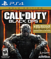 Call of Duty: Black Ops III Gold Edition para PS4