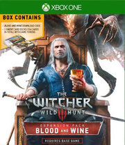 The Witcher 3: Wild Hunt - Blood and Wine para Xbox One