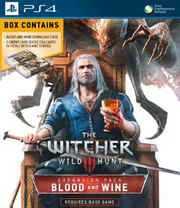 The Witcher 3: Wild Hunt - Blood and Wine para PS4