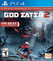 God Eater 2: Rage Burst para PS4