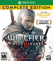 The Witcher 3: Wild Hunt - Complete Edition para Xbox One