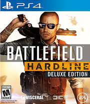 Battlefield Hardline Deluxe Edition para PS4