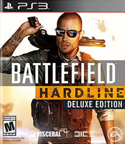 Battlefield Hardline Deluxe Edition para PS3