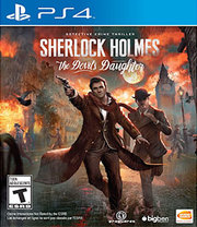 Sherlock Holmes: The Devil's Daughter para PS4