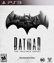 Batman: The Telltale Series para PS3