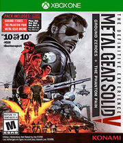 Metal Gear Solid V: The Definitive Experience para Xbox One