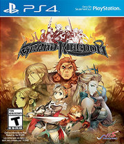Grand Kingdom Limited Edition para PS4