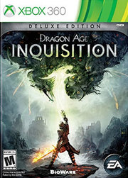 Dragon Age: Inquisition Deluxe Edition para XBOX 360