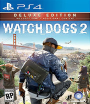 Watch Dogs 2 Deluxe Edition para PS4