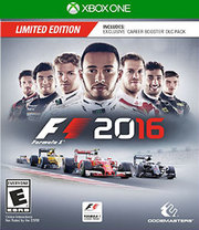 F1 2016 Limited Edition para Xbox One