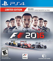 F1 2016 Limited Edition para PS4