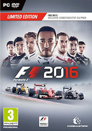 F1 2016 Limited Edition para PC