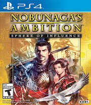 Nobunaga's Ambition: Sphere of Influence para PS4