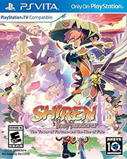 Shiren the Wanderer: The Tower of Fortune and the Dice of Fate para PS Vita