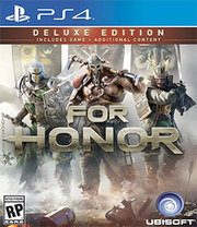 For Honor Deluxe Edition para PS4