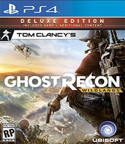 Tom Clancy's Ghost Recon: Wildlands Deluxe Edition para PS4