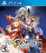 Fate/Extella: The Umbral Star para PS4