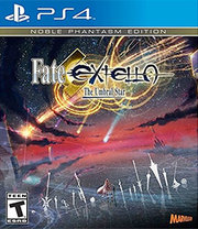 Fate/Extella: The Umbral Star Noble Phantasm Edition para PS4
