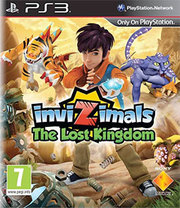 Invizimals: The Lost Kingdom para PS3