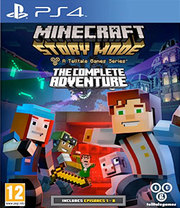 Minecraft: Story Mode - The Complete Adventure para PS4