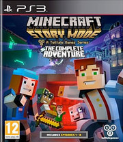 Minecraft: Story Mode - The Complete Adventure para PS3