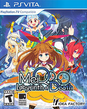 MeiQ: Labyrinth of Death para PS Vita