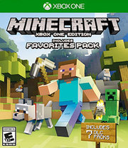 Minecraft Favorites Pack Edition para Xbox One
