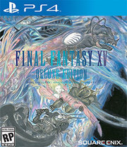 Final Fantasy XV Deluxe Edition para PS4