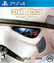 Star Wars: Battlefront Deluxe Edition para PS4