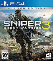 Sniper: Ghost Warrior 3 Limited Edition para PS4
