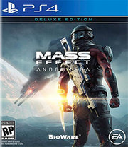 Mass Effect: Andromeda Deluxe Edition para PS4