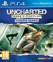 Uncharted: Drake's Fortune Remastered para PS4