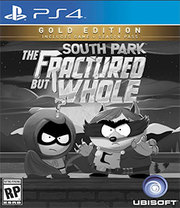 South Park: The Fractured But Whole Gold Edition para PS4
