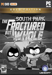 South Park: The Fractured But Whole Gold Edition para PC
