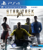 Star Trek: Bridge Crew VR para PS4