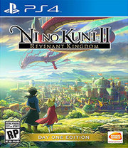 Ni no Kuni II: Revenant Kingdom para PS4